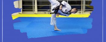 Apenas 22 años en taekwondo